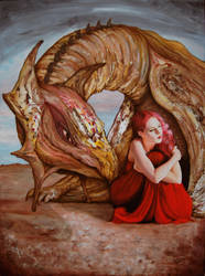 Fae n the dragon by parmentides