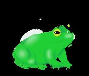 Jelly Frog by KISU5834