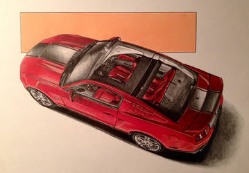 2011 Mustang GT Premium w/ glass roof by JonOwens