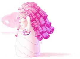 Rose Quartz by Lui-ra