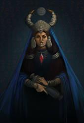 Alessia by Lady-Nerevar