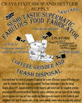 Fabulous Food Fabricator by Sabakakrazny