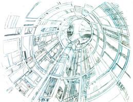 Concept One, Triplanetary by Sabakakrazny
