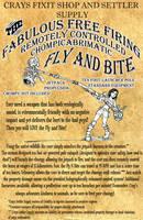 The Fabulous Free Firing Fly n Bite by Sabakakrazny