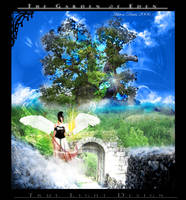 the Garden of Eden by junoknight