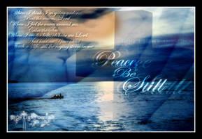 Peace Be Still by junoknight