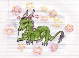 Dragon by Aurora-Ghost