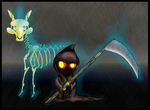 Behold, Death! by Aurora-Ghost