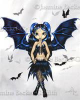 Bat Wings by jasminetoad