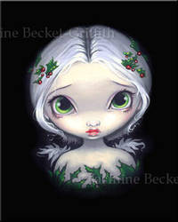 Holly Angel by jasminetoad