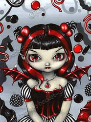 Licorice Fairy by jasminetoad