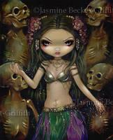 Danse Macabre :  Tribal Fusion by jasminetoad