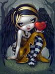 Heart of Nails by jasminetoad