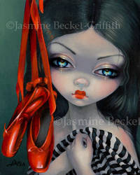 Theredshoes by jasminetoad