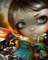 Birdsong 2 by jasminetoad