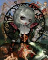 Unseelie Court:  Lust by jasminetoad
