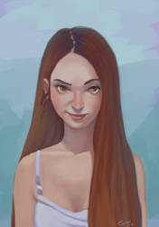 ID picture by TychyTamara
