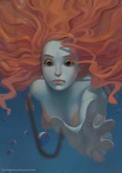 Goldfish by TychyTamara