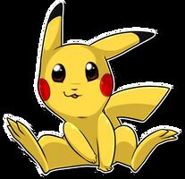 Inquisitive Pikachu by Nestly