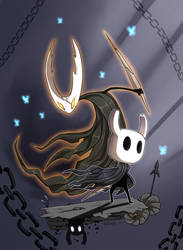 Hollow Knight by Nestly
