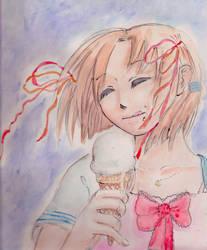 water ribbon by shirgane777