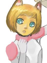 Lacuna Sketch by shirgane777