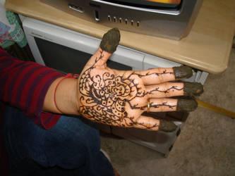 Henna III First View by bluemangolover