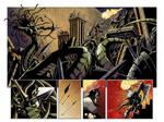 Murderthane vs Medusa by DAVracer