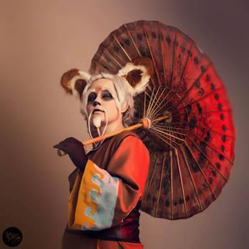 Kung Fu Panda II Cosplay by JonnyKotlyar