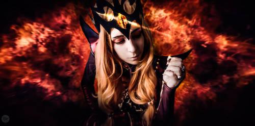 Sauron by JonnyKotlyar