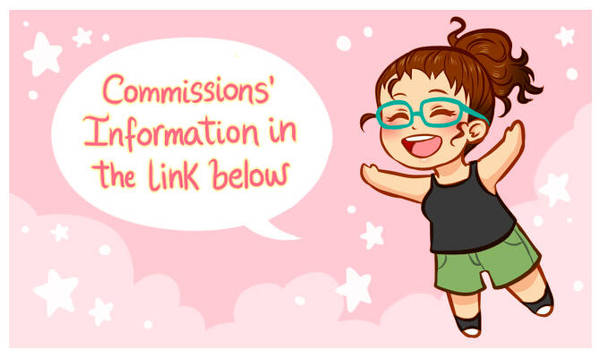 Commissions: Pricelist and Information by manu-chann