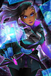 April Patreon Reward: Sombra by manu-chann