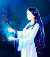 Varda Silmarillion by akaEvElin