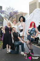 Adelaide 2014 Pride March by gurihere