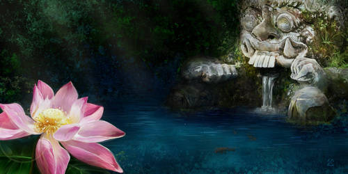 Serenity (Bali) by Tepee