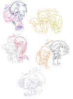 Top Sonic couples I like by Imtailsthefoxfan
