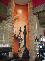 wallpainting pt.2 by el29