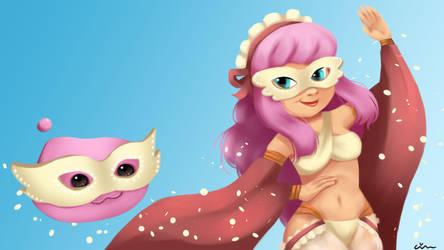 Ragnarok online by BakaBlueChi
