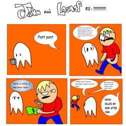 John and Loonof comic #10 - ????????? by John-and-Loonof