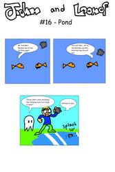 John and Loonof comic #16 - Pond by John-and-Loonof