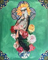 Madonna Flora by KanchanMahon