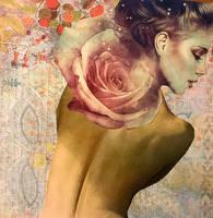 Rose by KanchanMahon