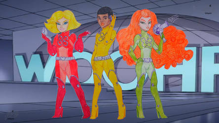 Totally Spies by GuiZSTAR