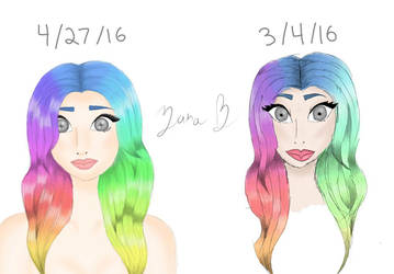 Wow a lot can change in two months by Zara-V-Bia
