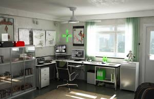 study room 2 by ELFTUG