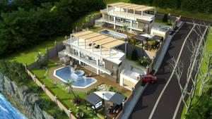villa cesme by ELFTUG