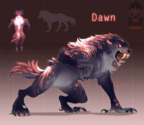[CLOSED] Dawn Werewolf by runandwine