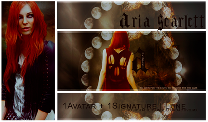 Pack - Aria by Inmortal-Solitude