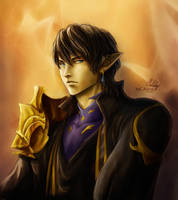 Aymeric by MCAshe