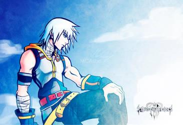 Riku My version KH3 by MCAshe